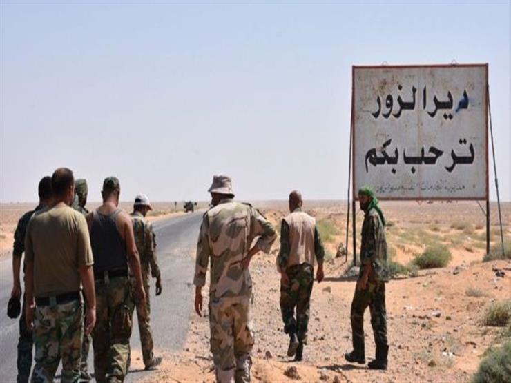 ناشطون سوريون: مقتل عدة عناصر من داعش في غارة للتحالف بدير الزور
