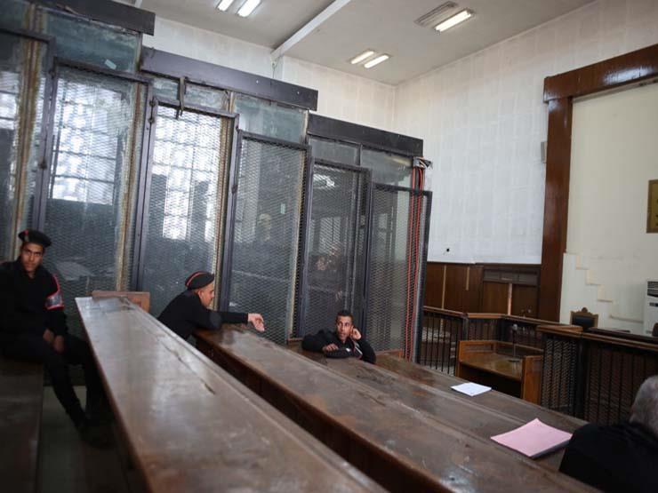 """تأجيل إعادة إجراءات متهم بقضية """"أحداث شغب الطالبية"""" لـ 12 مايو"""