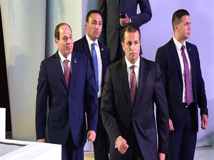 السيسي يصل بني سويف لافتتاح عدد من المشروعات القومية