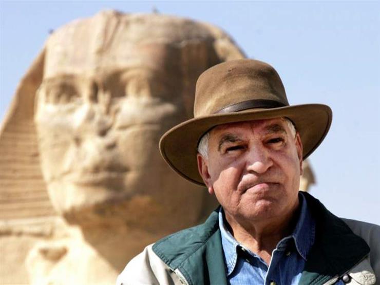 """زاهي حواس: الهرم الأكبر يؤكد أن قدماء المصريين لديهم """"عظمة السلم"""""""