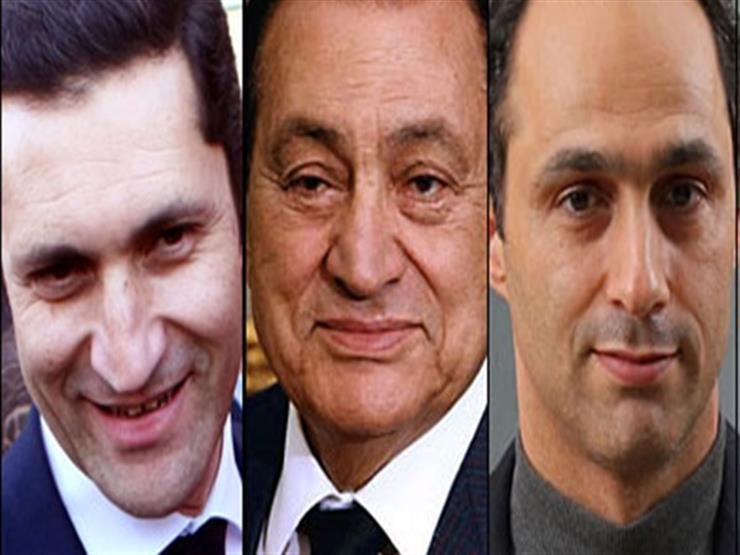 8 يناير.. استئناف مبارك ونجليه على الحجز على 61 مليون من أمو...مصراوى