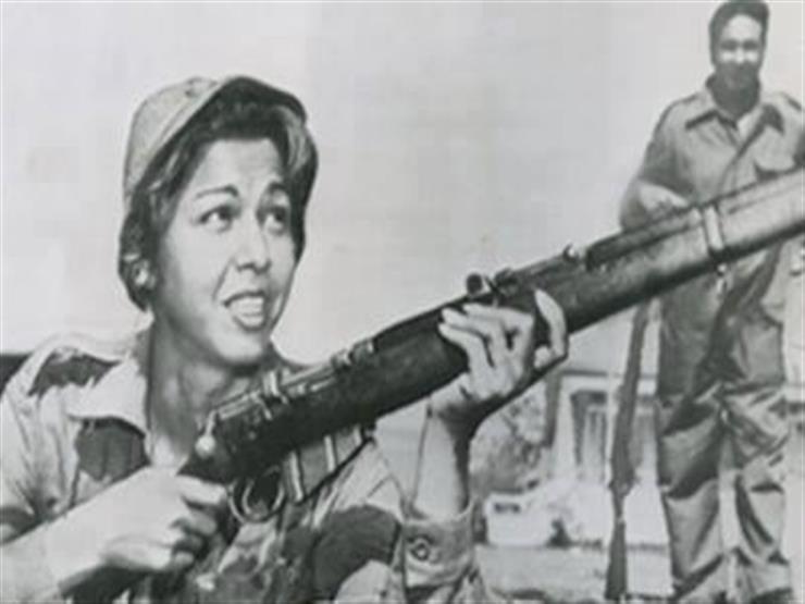 سامية جمال.. حكاية فراشة السينما مع الجيش...مصراوى