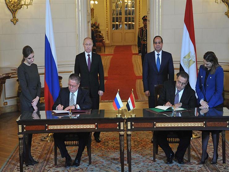 السيسي - بوتين .. 7 صفقات عسكرية روسية لدعم الجيش المصري...مصراوى