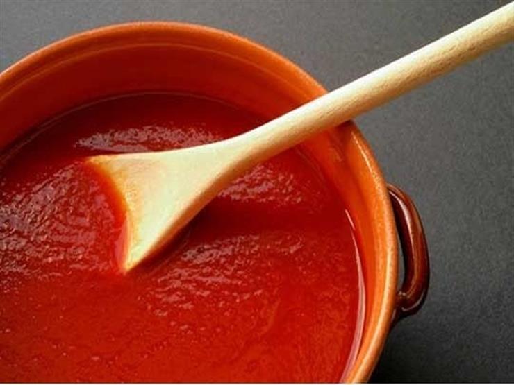 """طريقة مبتكرة لـ""""تخزين صلصة الطماطم"""""""