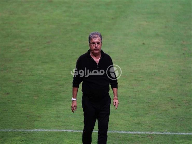 رحيل تاسع مدرب في الدوري المصري...مصراوى