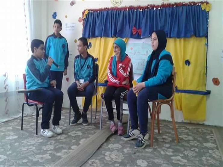 بالصور ..  مصراوي  يرصد مشاكل المدارس التجريبية بالقليوبية...مصراوى