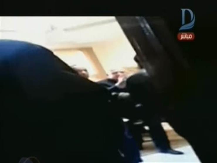 رئيس حي منشأة نصر يعتذر على الهواء بعد واقعة اعتدائه على أحد المواطنين