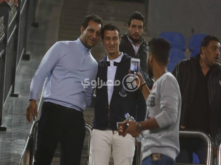 الزمالك: أحمد مرتضى وإسماعيل يوسف مسؤولان عن ملف الكرة