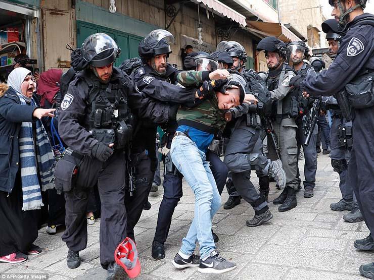 وزارة الصحة الفلسطينية: 4 شهداء ومئات الإصابات في مواجهات مع...مصراوى