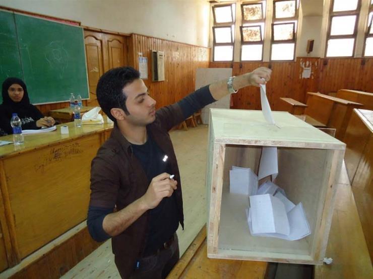 رئيس اتحاد طلاب جامعة القاهرة:  غياب الوعي وراء ضعف الإقبال ...مصراوى