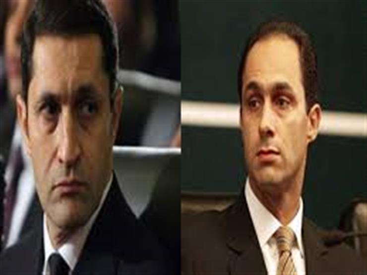 تأجيل محاكمة جمال وعلاء مبارك بقضية  التلاعب في البورصة  لـ ...مصراوى