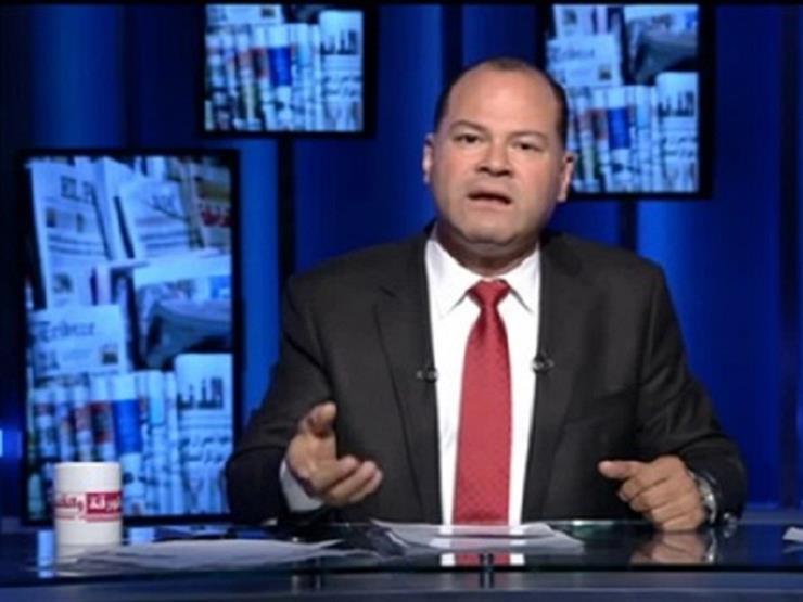 الديهي: إبراهيم صلاح كان وزير خارجية الإخوان وحلقة الوصل بالاستخبارات الدولية