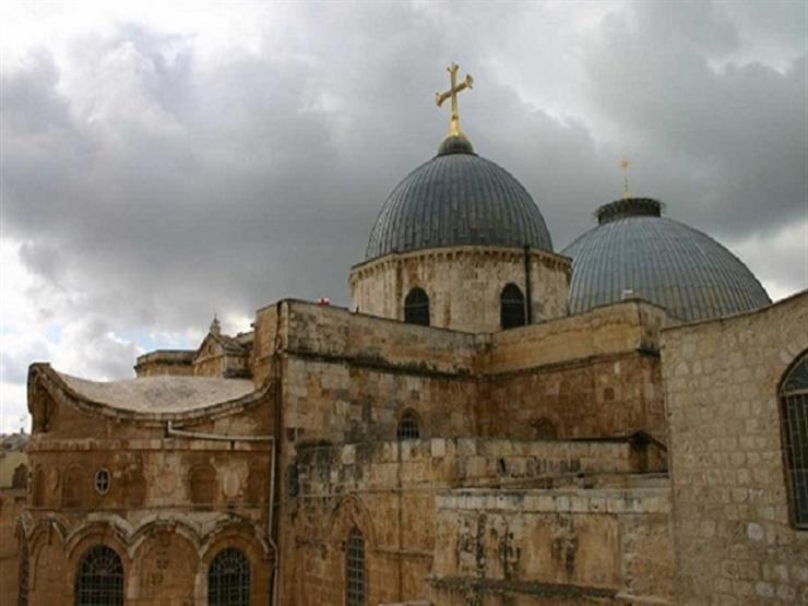 كنيسة القيامة بالقدس تغلق أبوابها بسبب كورونا