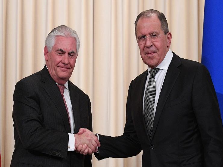 مسؤول روسي يستبعد لقاء لافروف وتيلرسون في أديس أبابا