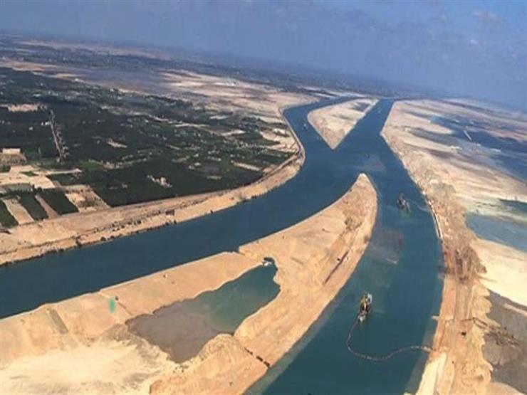 قناة السويس تخصص 100 فدان للقابضة للنقل بشرق بورسعيد لإقامة منطقة لوجستية