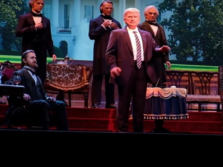 """لعبة """"ترامب"""".. ضيف ديزني الجديد يتعرض للسخرية (فيديو)"""