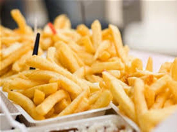 دراسة: البطاطس المقلية قد تتسبب في موتك