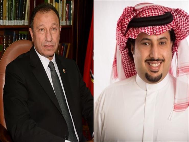 تركي آل الشيخ يوجه رسالة جديدة لمحمود الخطيب