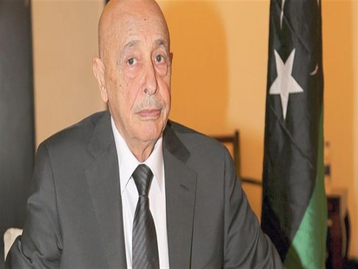 عقيلة صالح: لن يكون هناك حل لأزمة ليبيا قبل طرد الميليشيات الإرهابية من طرابلس