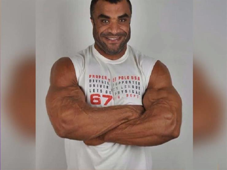 """""""الدفاع"""" تتكفل بعلاج بطل كمال الأجسام محمد سعد.. وشقيقه: """"ربنا يخلي السيسي"""""""