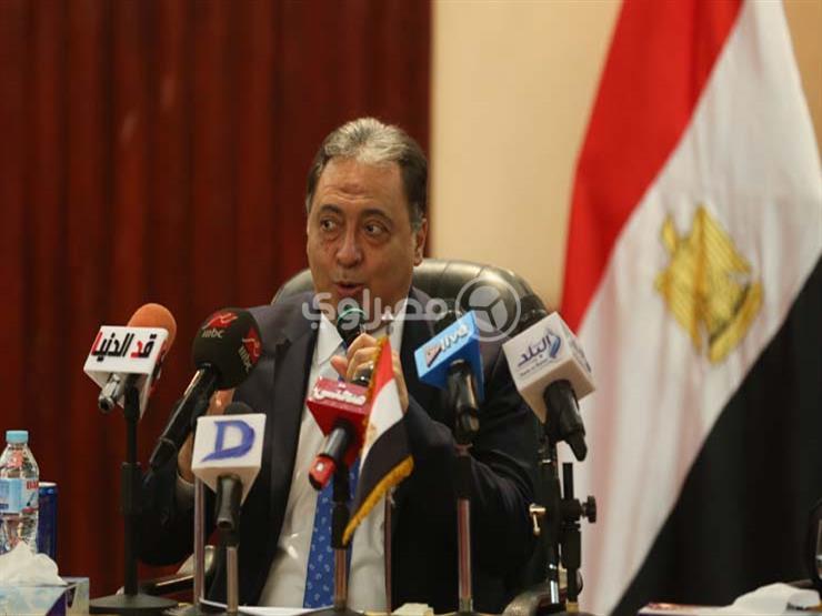 وزير الصحة: الحكومة توافق على شراء نواقص الأدوية بالأمر المباشر
