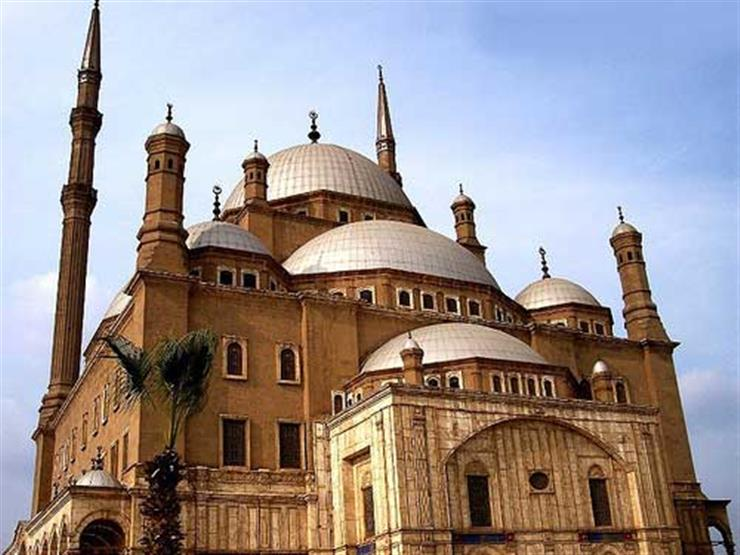 مسجد محمد علي بالقاهرة بُني على الطراز العثماني
