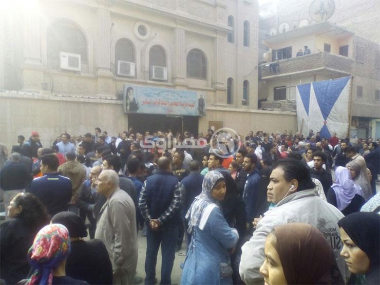الصحة: ارتفاع عدد ضحايا كنيسة حلوان لـ 9 شهداء و5 مصابين