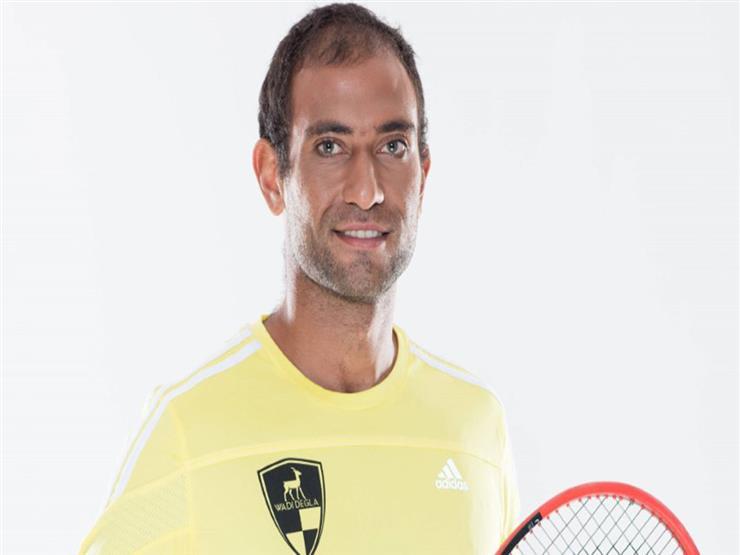 تنس .. محمد صفوت بطل وادى دجلة يشارك ببطولة أستراليا المفتوحة