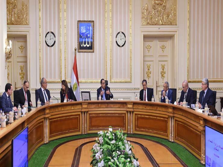 """اجتماع """"الوزراء"""" برئاسة مدبولي لمناقشة أوضاع صناعة السكر"""
