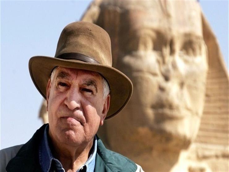 """زاهي حواس: """"هنعمل دعاية لمصر لا أحد يتخيلها"""" - فيديو"""
