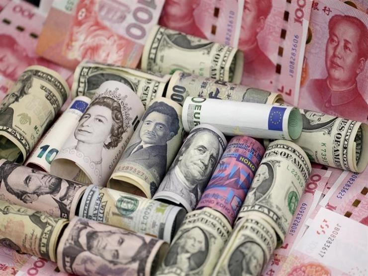 ماذا فعل الجنيه أمام 7 عملات عربية وأجنبية بعد صعود الدولار؟