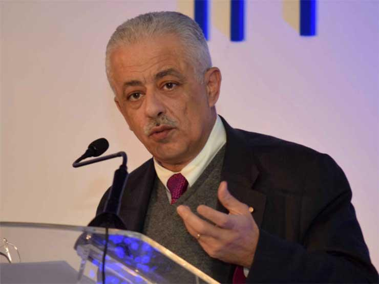 وزير التعليم: تخصيص الحصة الأولى بالمدارس للتوعية بالقضية الفلسطينية