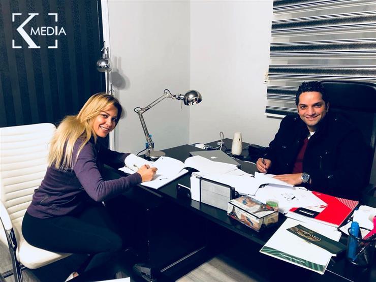 """ريم مصطفي تتعاقد علي البطولة النسائية لـ""""الوصية"""" أمام أكرم حسني أحمد أمين"""