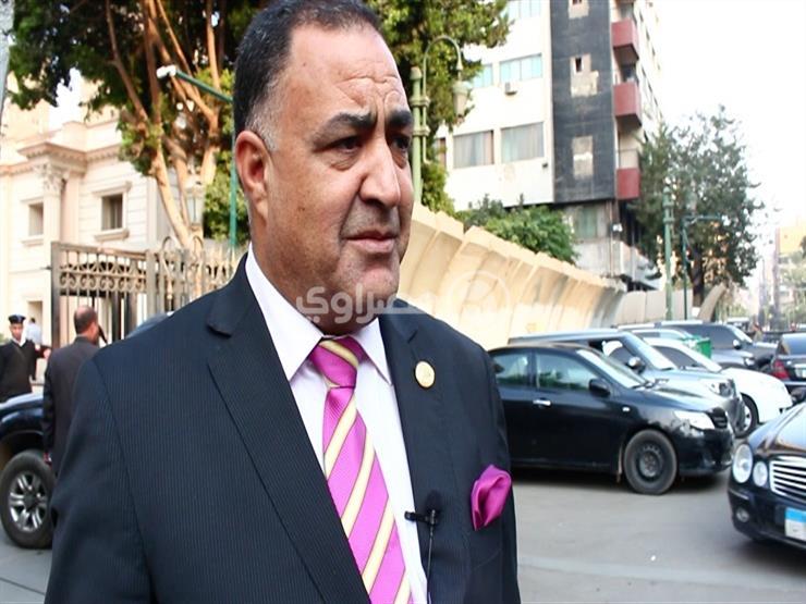 """""""مصراوي"""" يحاور صاحب الـ27 صوتًا في انتخابات رئاسة الأهلي (فيديو)"""