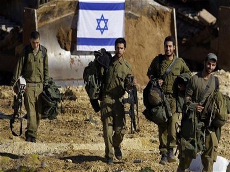 قصف إسرائيلي على وسط قطاع غزة
