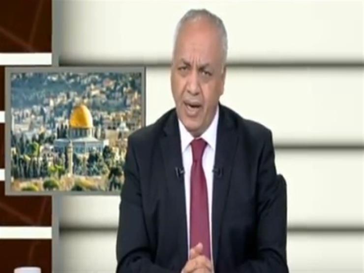"""بكري: مصر لن تترك """"قرار ترامب"""" يمر مرور الكرام -فيديو"""