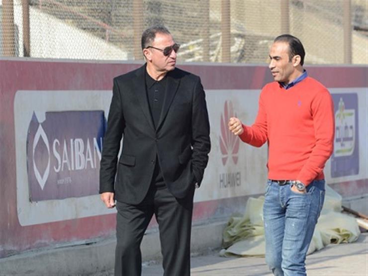 مصراوي يوضح.. هل طرح رحيل لاسارتي في اجتماع الخطيب معه وعبد الحفيظ؟