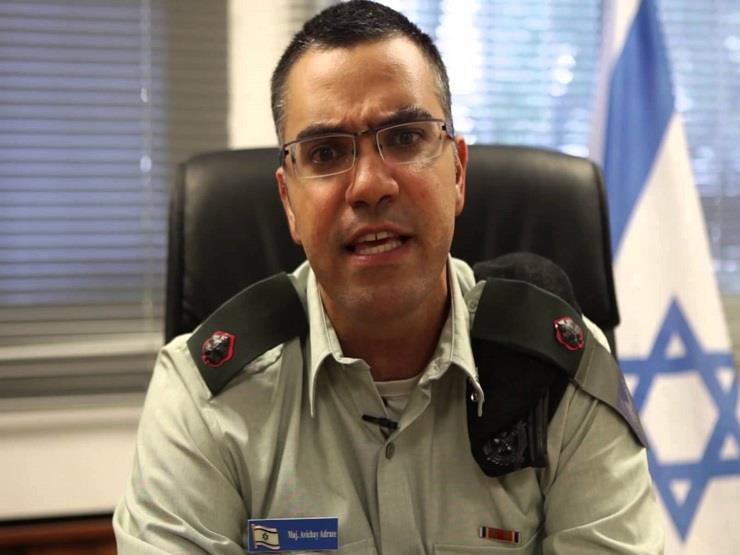 """أفيخاي أدرعي يعلق على تغطية """"الجزيرة"""" لتظاهرات الفلسطينيين: """"نعم هذه إسرائيل"""""""