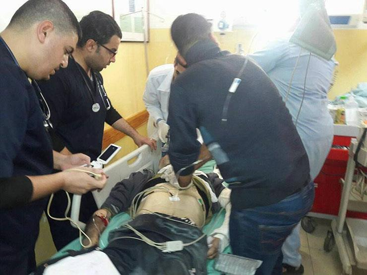 ارتفاع أعداد المصابين الفلسطينيين على حدود قطاع غزة إلى 14...مصراوى