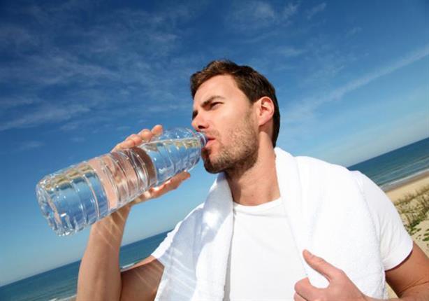 شرب المياه أكثر من اللازم