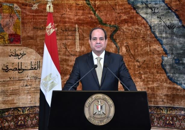 السيسي: حذرت من توافد إرهابيي سوريا إلى مصر عبر سيناء والحدود الغربية