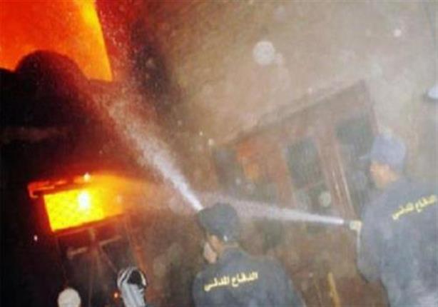 إخماد حريق بمطعم دون وقوع إصابات في أكتوبر