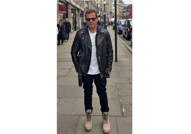 عمرو دياب في لندن