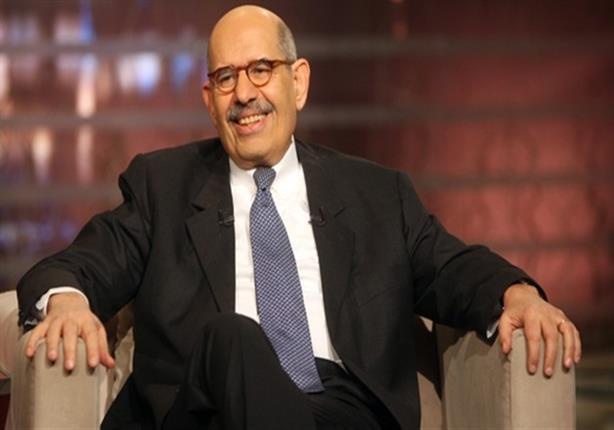 """البرادعي: لن أترشح لانتخابات الرئاسة.. و""""ممكن أرجع مصر بكرة"""""""
