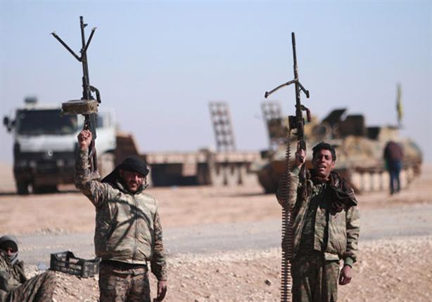 معارك كر وفر بين القوات الحكومية السورية وفصائل المعارضة في حماة وإدلب