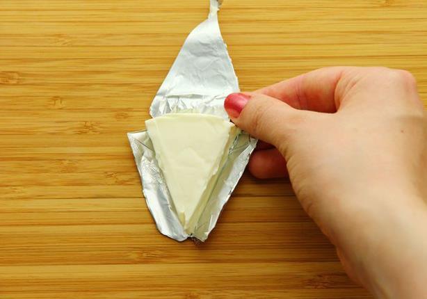 """لماذا يطلق المصريون على الجبنة المثلثات اسم """"نستو""""؟ - فيديو"""
