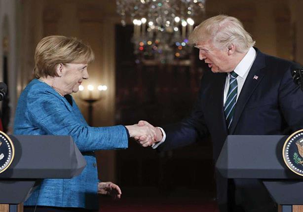 لقاء متوقع بين ترامب وميركل قبل قمة مجموعة العشرين