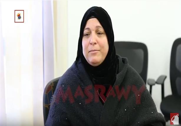 بالفيديو- مصراوي يحاور الأم المثالية بالجيزة..رحلة كفاح مع 3 كفيفات
