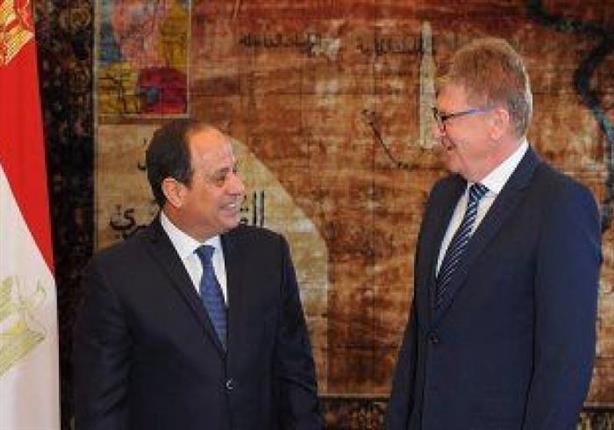سفير الاتحاد الأوروبى: قلت للسيسى سأعمل جاهدا لدعم الشراكة مع مصر