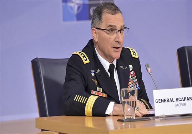 قائد قوات الناتو في أوروبا: على أمريكا تعزيز التواصل مع روسيا
